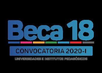 Resultado de imagen para BECA 18 2019